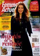 Femme Actuelle Magazine Issue NO 1879