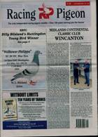 Racing Pigeon Magazine Issue 09/10/2020