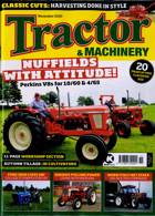 Tractor And Machinery Magazine Issue NOV 20