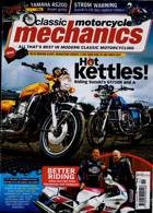 Classic Motorcycle Mechanics Magazine Issue NOV 20