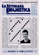 La Settimana Enigmistica Magazine Issue NO 4618