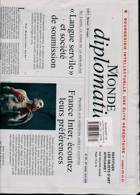 Le Monde Diplomatique Magazine Issue NO 797