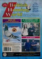 British Homing World Magazine Issue NO 7546