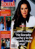 Semana Magazine Issue NO 4208