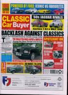 Classic Car Buyer Magazine Issue 14/10/2020