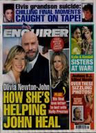 National Enquirer Magazine Issue 02/11/2020