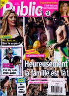 Public French Magazine Issue NO 896