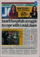 Jewish Chronicle Magazine Issue 02/10/2020