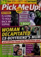 Pick Me Up Magazine Issue 29/10/2020