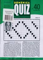 Domenica Quiz Magazine Issue NO 40
