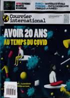 Courrier International Magazine Issue NO 1560