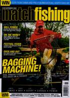 Match Fishing Magazine Issue NOV 20