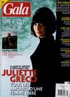 Gala French Magazine Issue NO 1425