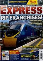 Rail Express Magazine Issue NOV 20