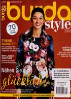 Burda Style German Magazine Issue NO 9