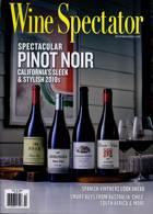 Wine Spectator Magazine Issue OCT 15