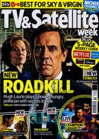Tv & Satellite Week  Magazine Issue 17/10/2020