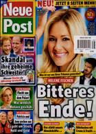 Neue Post Magazine Issue NO 38