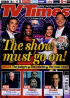 Tv Times England Magazine Issue 17/10/2020