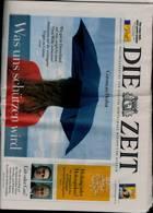 Die Zeit Magazine Issue NO 38