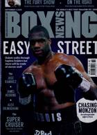 Boxing News Magazine Issue 03/09/2020