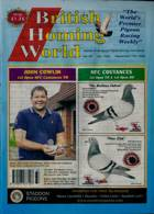 British Homing World Magazine Issue NO 7542