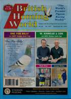 British Homing World Magazine Issue NO 7541