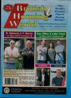 British Homing World Magazine Issue NO 7540