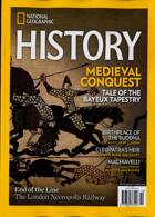 National Geo History Magazine Issue SEP-OCT