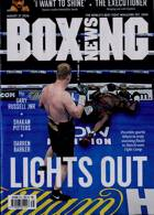 Boxing News Magazine Issue 27/08/2020