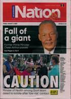 Barbados Nation Magazine Issue 32