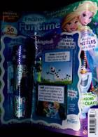 Frozen Funtime Magazine Issue NO 14