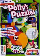 Puzzlelife Junior Silver Magazine Issue POLLY PZ19