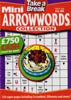 Tab Mini Arrowwords Coll  Magazine Issue NO 108