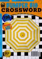 Bumper Big Crossword Magazine Issue NO 136