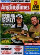 Angling Times Magazine Issue 15/09/2020