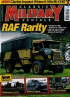 Classic Military Vehicle Magazine Issue OCT 20
