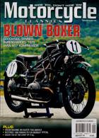 Motorcycle Classics Magazine Issue SEP-OCT