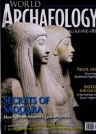 Current World Archaeology Magazine Issue OCT-NOV
