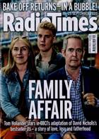 Radio Times London Edition Magazine Issue 19/09/2020