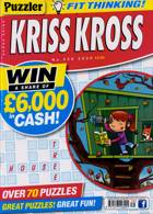Puzzler Kriss Kross Magazine Issue NO 239