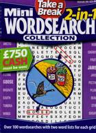 Tab Mini 2 In 1 Wordsearch Magazine Issue NO 30