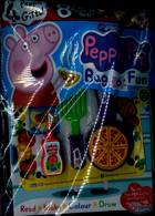 Peppa Pig Bag 0 Fun Magazine Issue NO 132