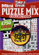 Tab Mini Puzzle Mix Coll Magazine Issue NO 120