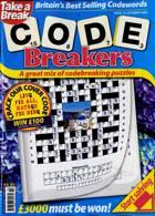 Take A Break Codebreakers Magazine Issue NO 10