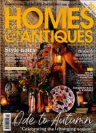 Homes & Antiques Magazine Issue OCT 20