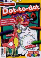 Puzzlelife Junior Bronze Magazine Issue DOT TO D21