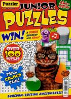 Puzzler Q Junior Puzzles Magazine Issue NO 263