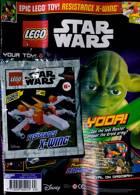 Lego Star Wars Magazine Issue NO 63