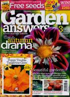 Garden Answers Magazine Issue OCT 20
